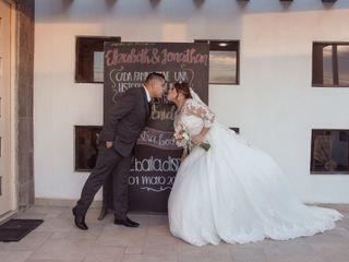 La boda de Elizabeth y Jonathan