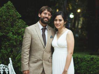 La boda de Norma y Quentin