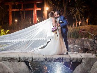 La boda de Karina y Miguel Ángel 1