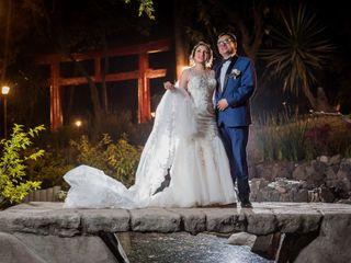 La boda de Karina y Miguel Ángel