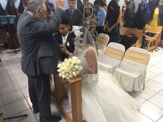 La boda de Elizabeth  y Juan Carlos  3