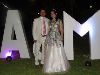 La boda de Angélica y Miguel Ángel