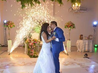 La boda de Caludia y Gustavo