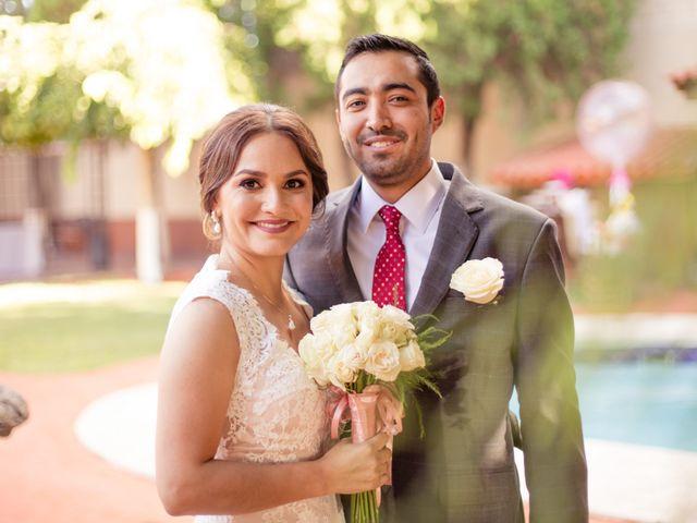 La boda de Karla Martinez y Carlos