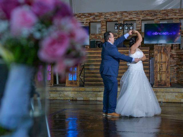 La boda de Liley y Adrian