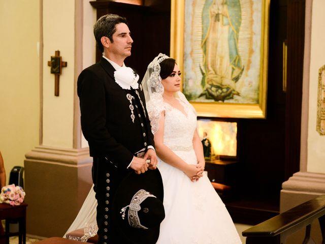 La boda de Hector y Laura en Santiago, Nuevo León 1