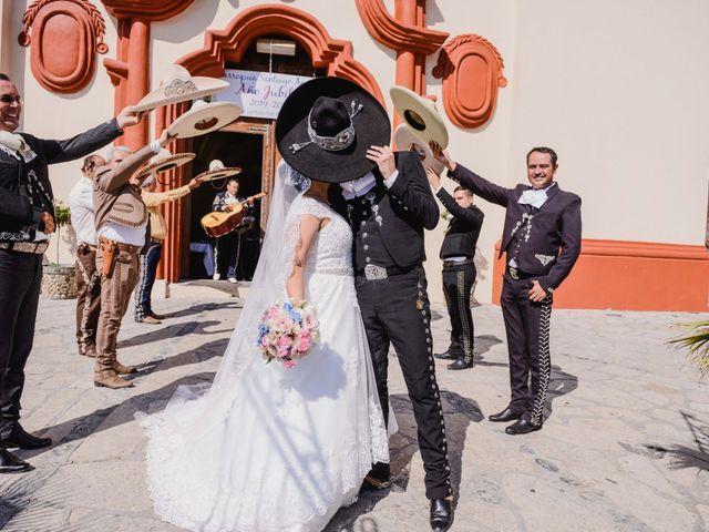 La boda de Hector y Laura en Santiago, Nuevo León 2