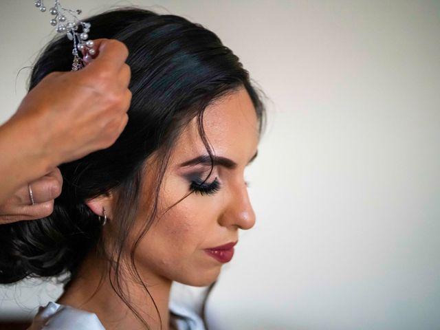 La boda de Juan Pablo y Alondra en Teúl de González Ortega, Zacatecas 52