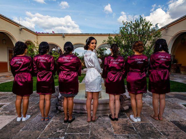 La boda de Juan Pablo y Alondra en Teúl de González Ortega, Zacatecas 60