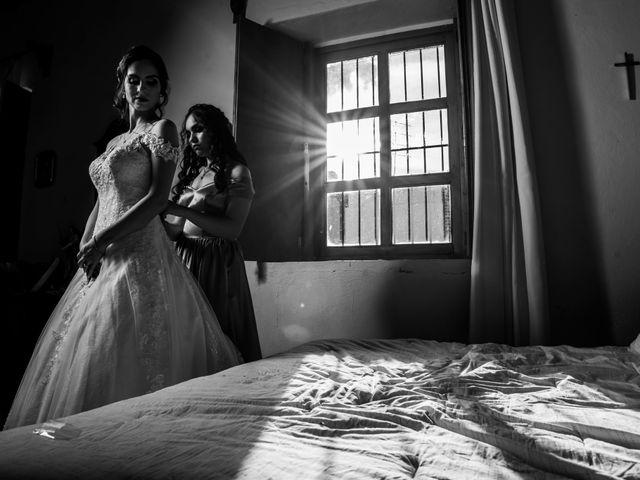 La boda de Juan Pablo y Alondra en Teúl de González Ortega, Zacatecas 67