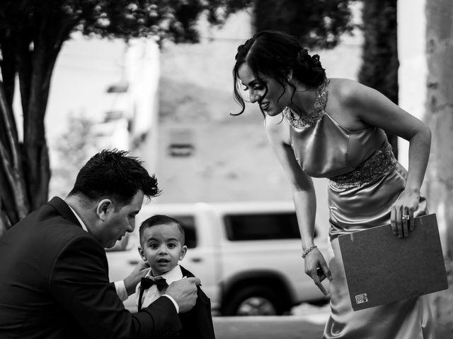 La boda de Juan Pablo y Alondra en Teúl de González Ortega, Zacatecas 70