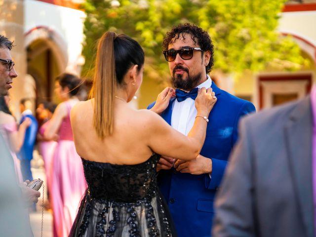 La boda de Juan Pablo y Alondra en Teúl de González Ortega, Zacatecas 73