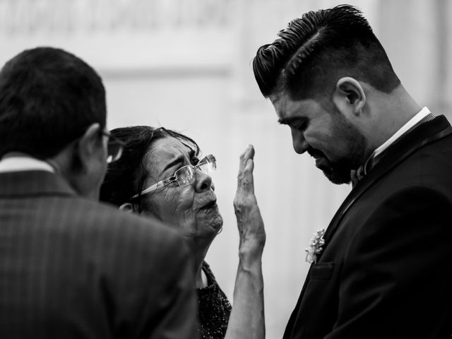 La boda de Juan Pablo y Alondra en Teúl de González Ortega, Zacatecas 81
