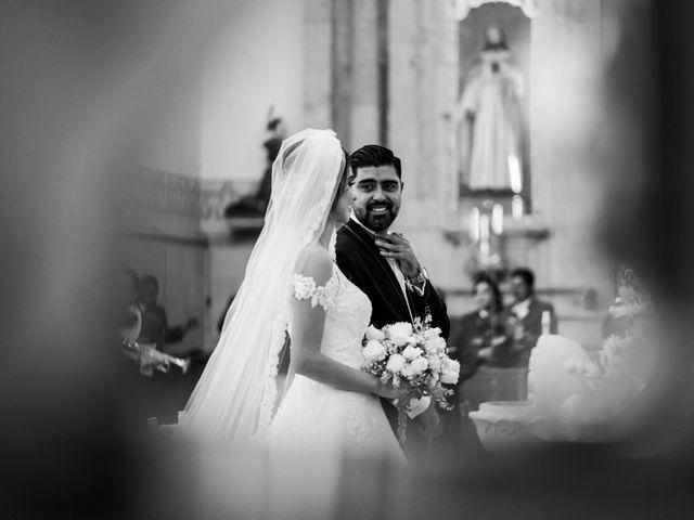 La boda de Juan Pablo y Alondra en Teúl de González Ortega, Zacatecas 82