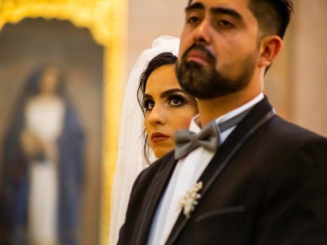 La boda de Juan Pablo y Alondra en Teúl de González Ortega, Zacatecas 84