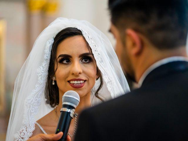 La boda de Juan Pablo y Alondra en Teúl de González Ortega, Zacatecas 87