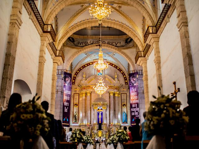 La boda de Juan Pablo y Alondra en Teúl de González Ortega, Zacatecas 94