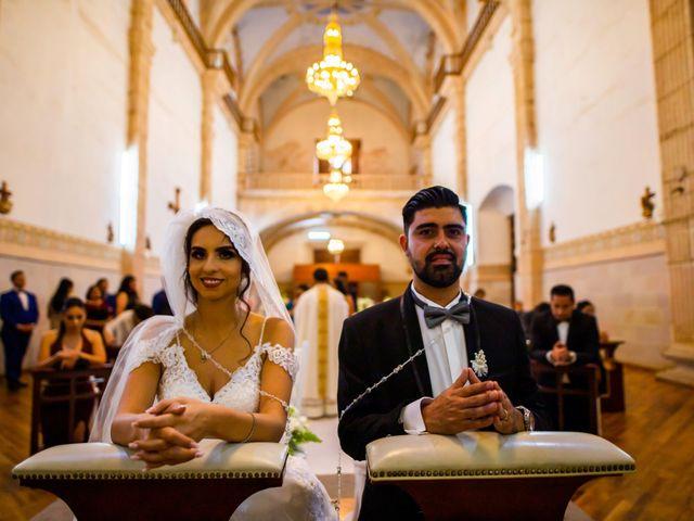 La boda de Juan Pablo y Alondra en Teúl de González Ortega, Zacatecas 97
