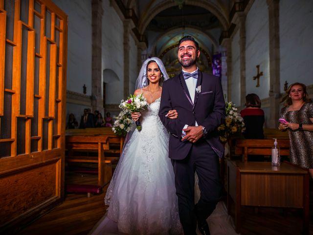 La boda de Juan Pablo y Alondra en Teúl de González Ortega, Zacatecas 100