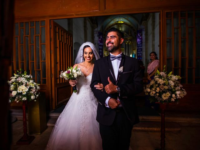 La boda de Juan Pablo y Alondra en Teúl de González Ortega, Zacatecas 101