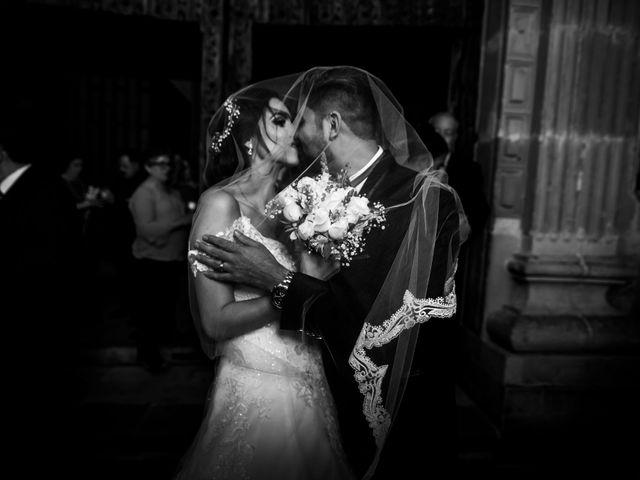 La boda de Alondra y Juan Pablo