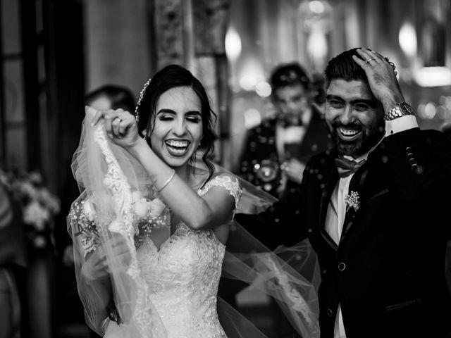 La boda de Juan Pablo y Alondra en Teúl de González Ortega, Zacatecas 104