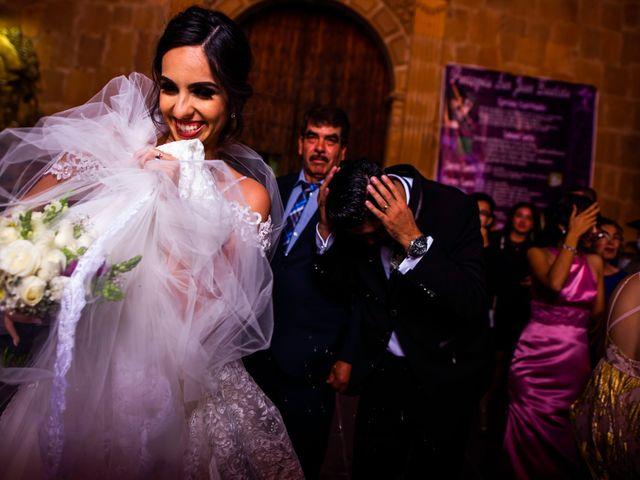 La boda de Juan Pablo y Alondra en Teúl de González Ortega, Zacatecas 105