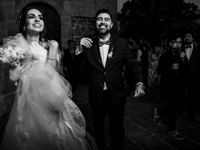 La boda de Juan Pablo y Alondra en Teúl de González Ortega, Zacatecas 106