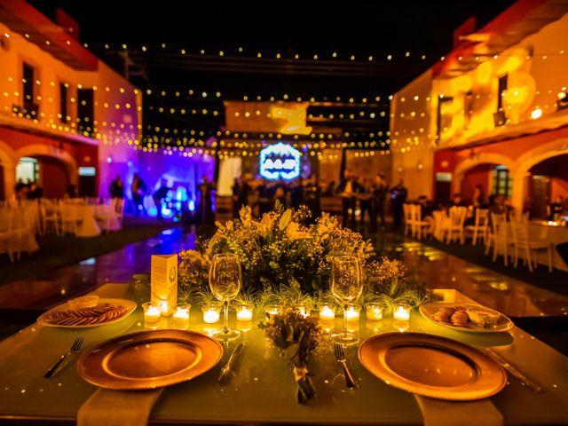 La boda de Juan Pablo y Alondra en Teúl de González Ortega, Zacatecas 111
