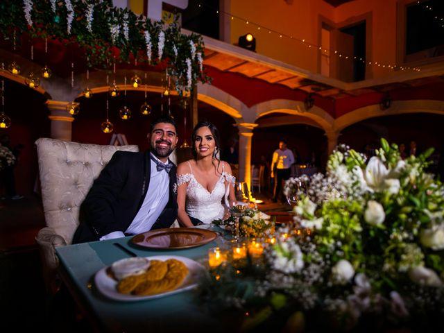 La boda de Juan Pablo y Alondra en Teúl de González Ortega, Zacatecas 119