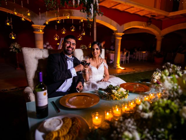 La boda de Juan Pablo y Alondra en Teúl de González Ortega, Zacatecas 120