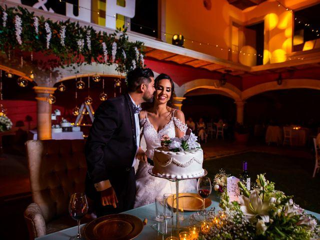 La boda de Juan Pablo y Alondra en Teúl de González Ortega, Zacatecas 122