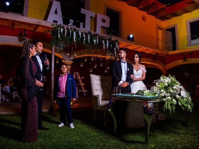 La boda de Juan Pablo y Alondra en Teúl de González Ortega, Zacatecas 123