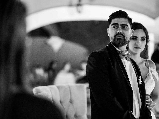 La boda de Juan Pablo y Alondra en Teúl de González Ortega, Zacatecas 124