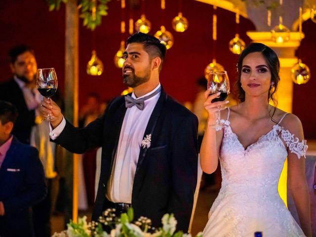 La boda de Juan Pablo y Alondra en Teúl de González Ortega, Zacatecas 125