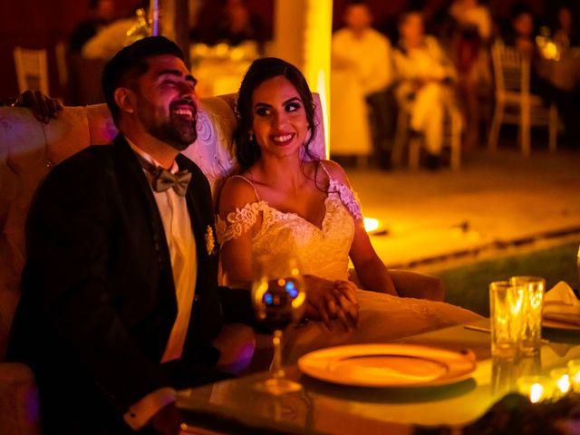 La boda de Juan Pablo y Alondra en Teúl de González Ortega, Zacatecas 126