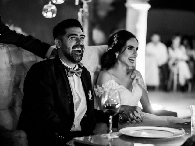 La boda de Juan Pablo y Alondra en Teúl de González Ortega, Zacatecas 127