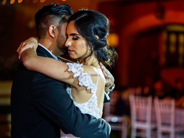 La boda de Juan Pablo y Alondra en Teúl de González Ortega, Zacatecas 131