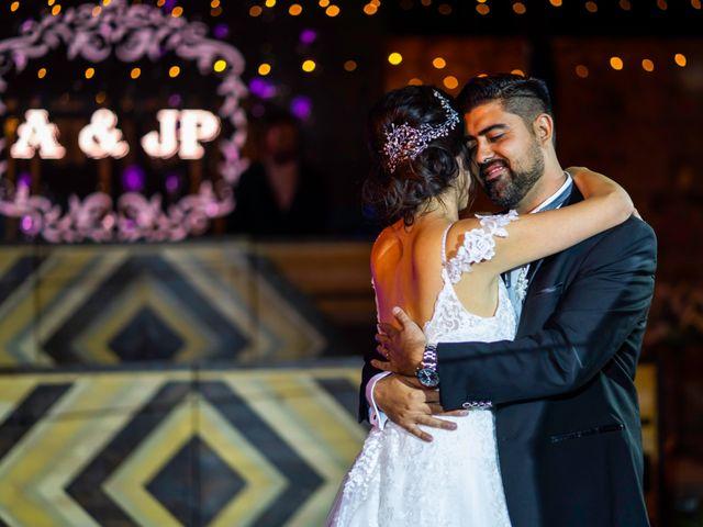 La boda de Juan Pablo y Alondra en Teúl de González Ortega, Zacatecas 132