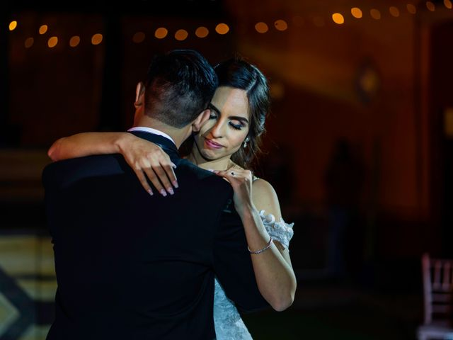 La boda de Juan Pablo y Alondra en Teúl de González Ortega, Zacatecas 133