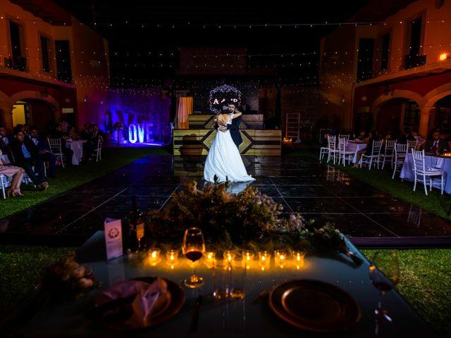La boda de Juan Pablo y Alondra en Teúl de González Ortega, Zacatecas 136