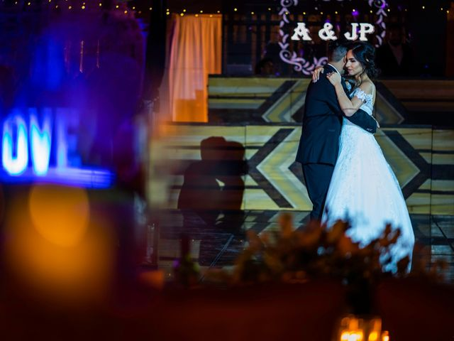 La boda de Juan Pablo y Alondra en Teúl de González Ortega, Zacatecas 137