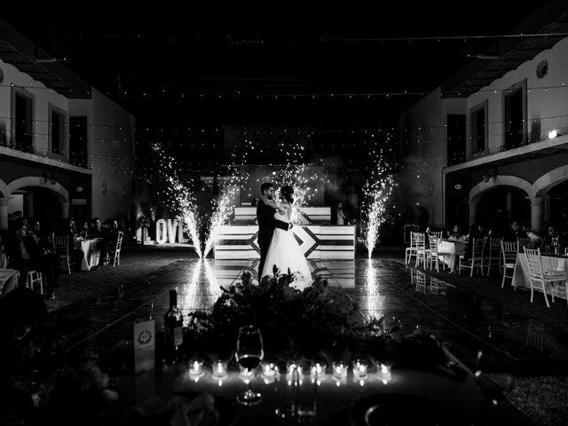 La boda de Juan Pablo y Alondra en Teúl de González Ortega, Zacatecas 140