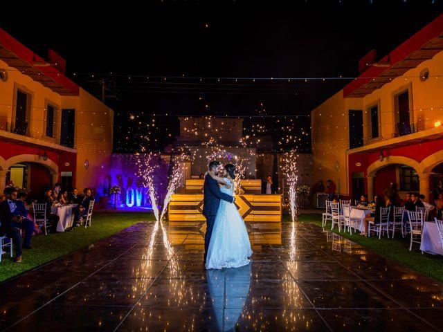 La boda de Juan Pablo y Alondra en Teúl de González Ortega, Zacatecas 141