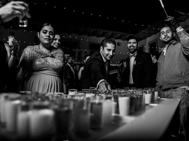 La boda de Juan Pablo y Alondra en Teúl de González Ortega, Zacatecas 142