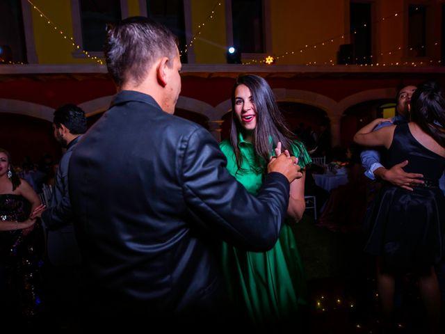 La boda de Juan Pablo y Alondra en Teúl de González Ortega, Zacatecas 147