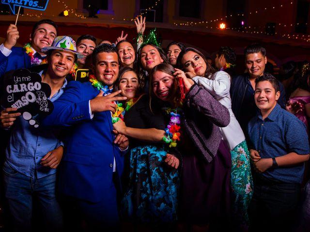 La boda de Juan Pablo y Alondra en Teúl de González Ortega, Zacatecas 148