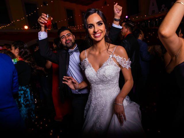 La boda de Juan Pablo y Alondra en Teúl de González Ortega, Zacatecas 149