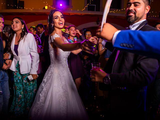 La boda de Juan Pablo y Alondra en Teúl de González Ortega, Zacatecas 151