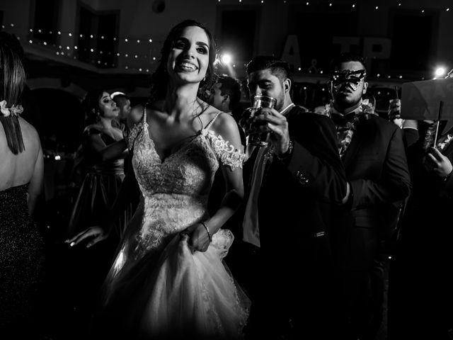 La boda de Juan Pablo y Alondra en Teúl de González Ortega, Zacatecas 152
